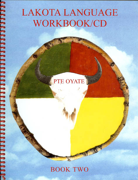 Lakota Language Workbook/CD - 2