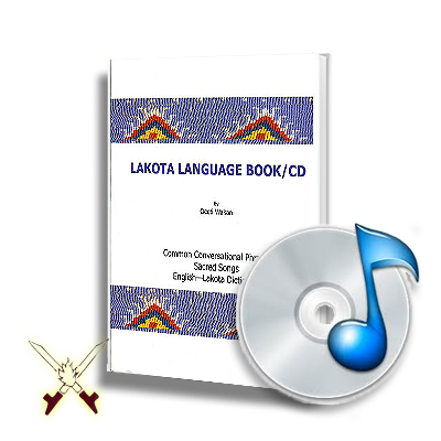Lakota Language Book/CD
