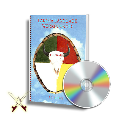 Lakota Language Workbook/CD - 1