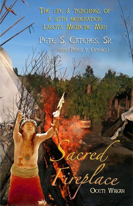 Oceti Wakan  'Sacred Fireplace'