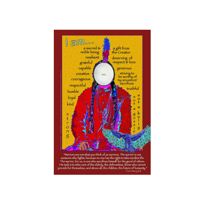 Sitting Bull poster (big version)